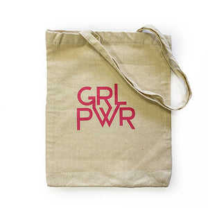 Load image into Gallery viewer, Cloth Bag-Girl Power