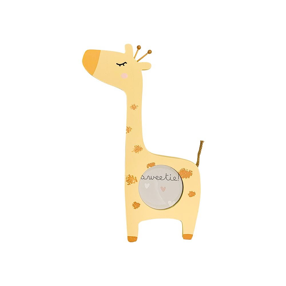 Load image into Gallery viewer, Picture Frames-Giraffe Frame Shape