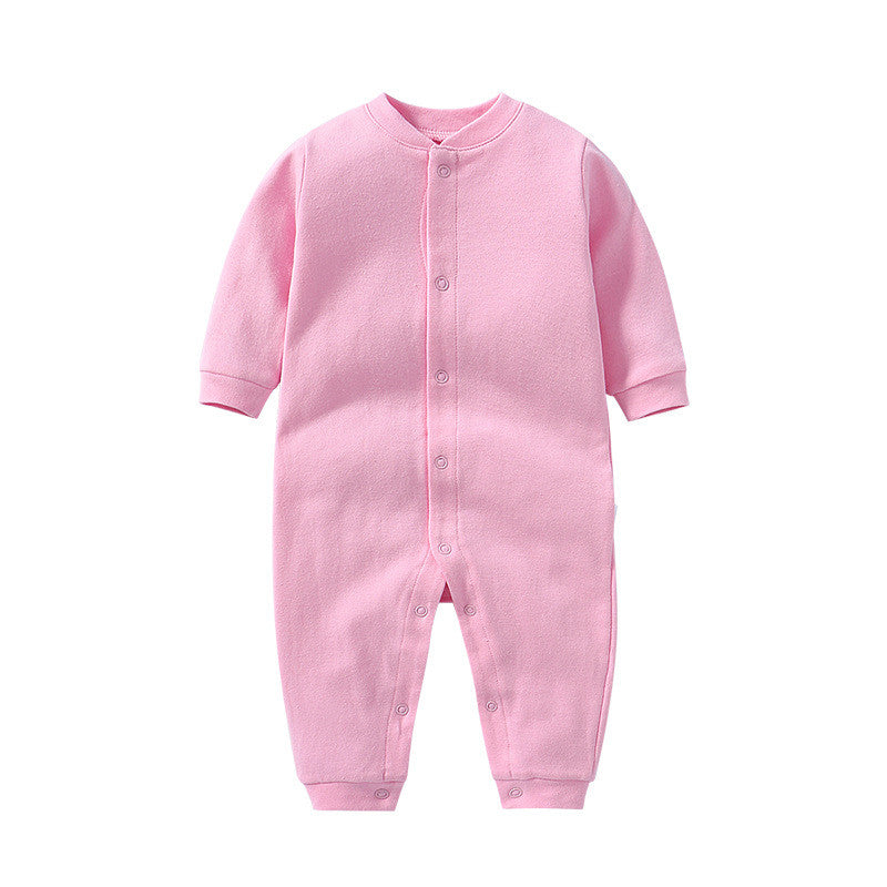 Baby Girls Romper - Pink