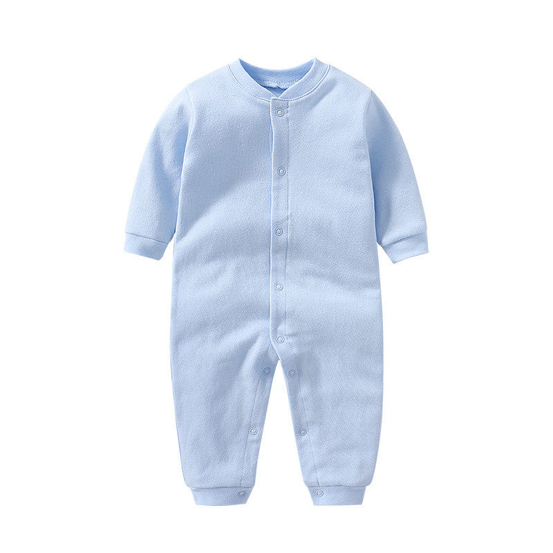 Baby Boys Romper - Blue