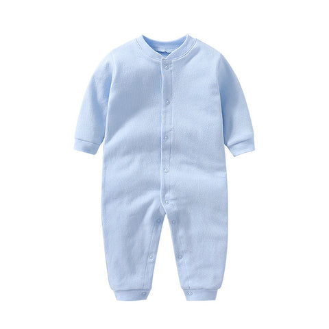 Sky Blue toddler baby boy girl romper one piece