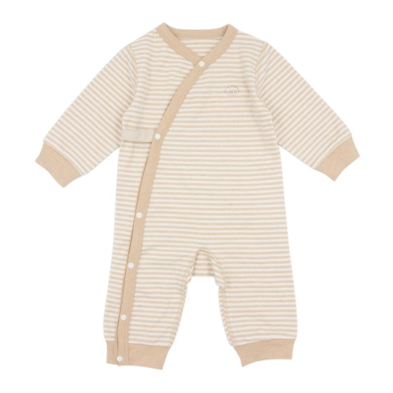 Pajama for Baby Boy, Striped Footless