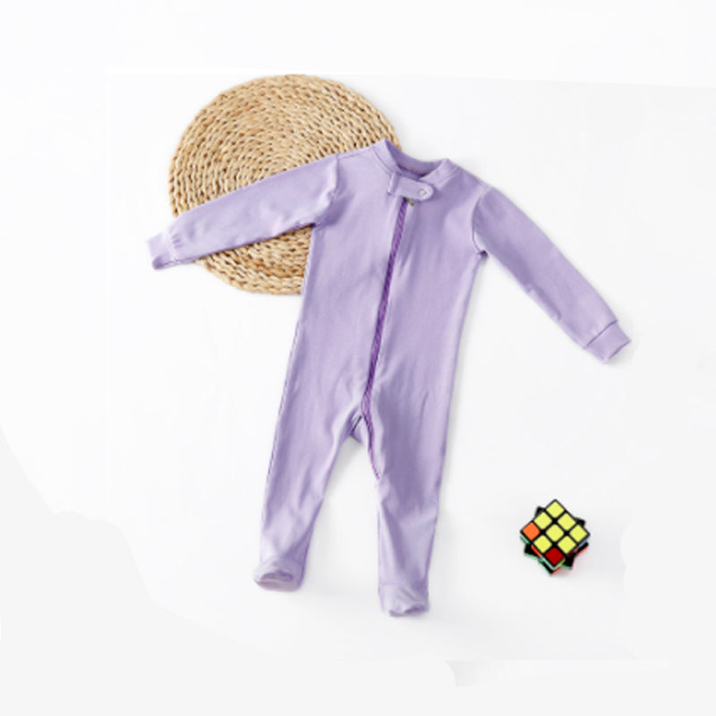 Parentiva Pajama for Baby, Levender