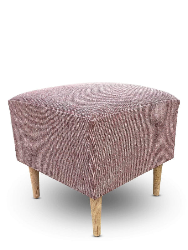ACQUIRE - CUBICAL OTTOMAN-PURPLE - ART AVENUE