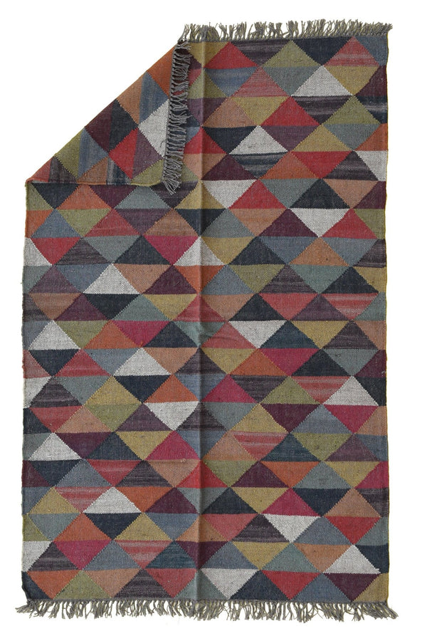 AMELIA - KILIM RUG - MULTICOLOR - ART AVENUE