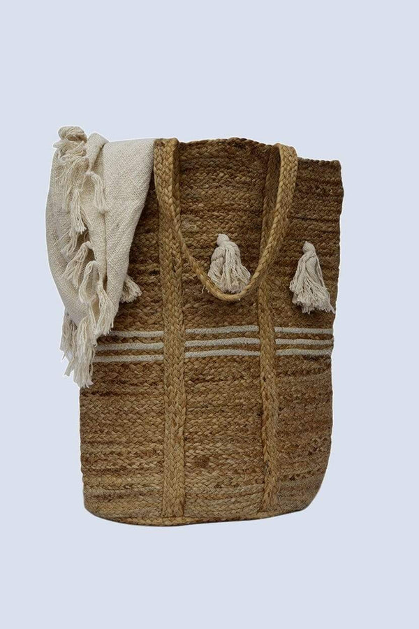 BIB - UTILITY BAG - NATURAL - ART AVENUE