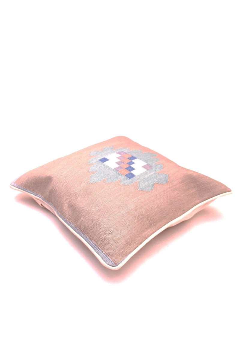 CANOPY - SQUARE CUSHION COVER - BROWN - ART AVENUE