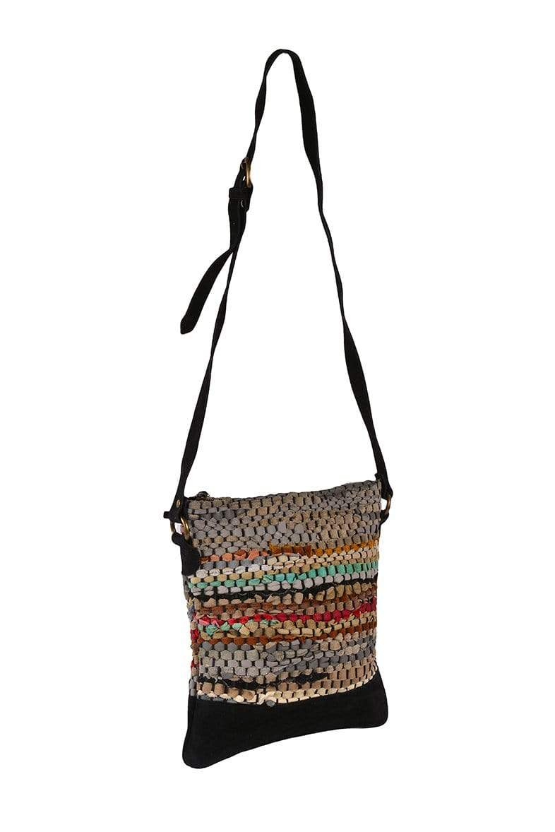 COLONEL - WOVEN SLING BAG - ART AVENUE