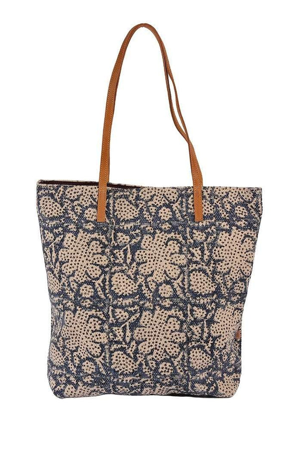 HAMITE - PRINTED TOTE BAG - ART AVENUE