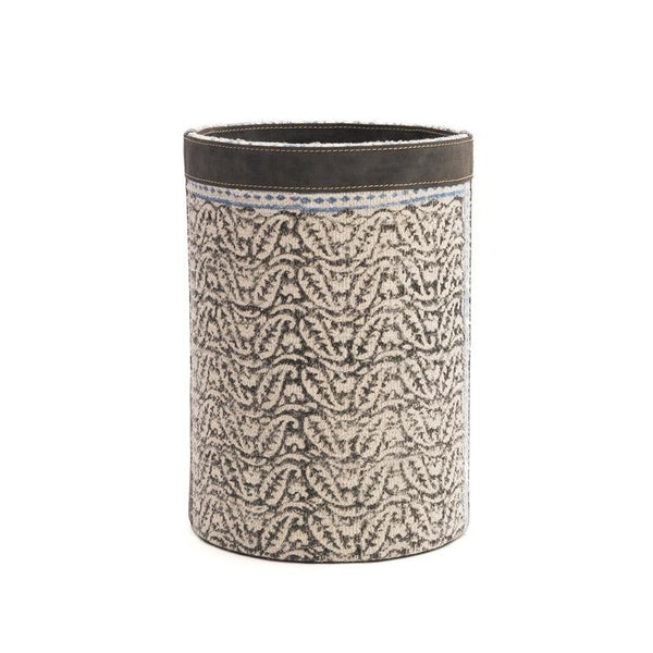 HAZE - BLOCK PRINT BIN -GREY - ART AVENUE