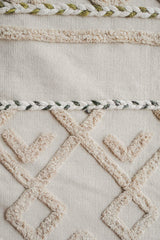 KANSAS - HANDWOVEN RUG - BEIGE - ART AVENUE