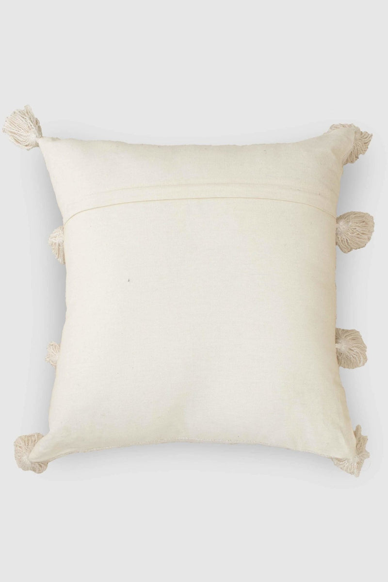 NOSHIRO - SQUARE CUSHION COVER - OFF WHITE - ART AVENUE