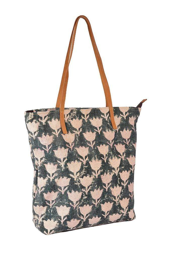 PANAMA - PRINTED BAG - ART AVENUE