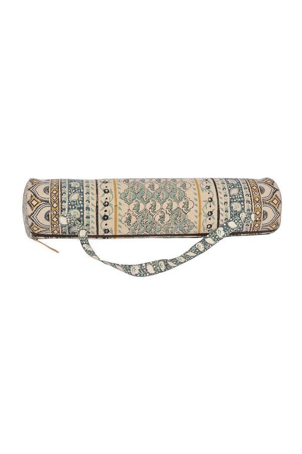 PENIAL - BLOCK PRINT YOGA BAG - ART AVENUE