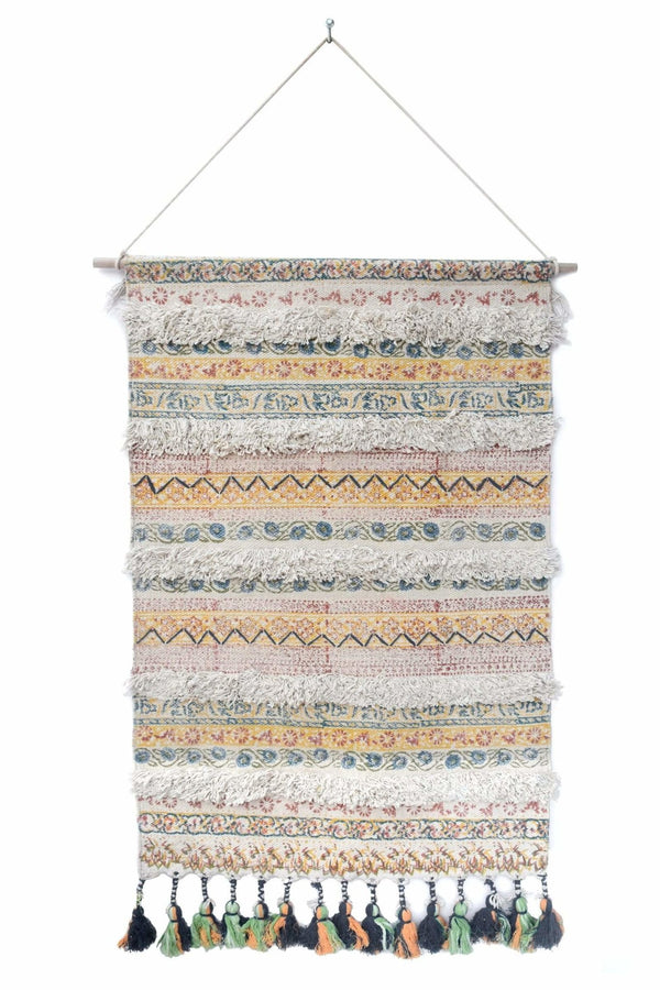 RAFT - WALL HANGING - MULTICOLOUR - ART AVENUE