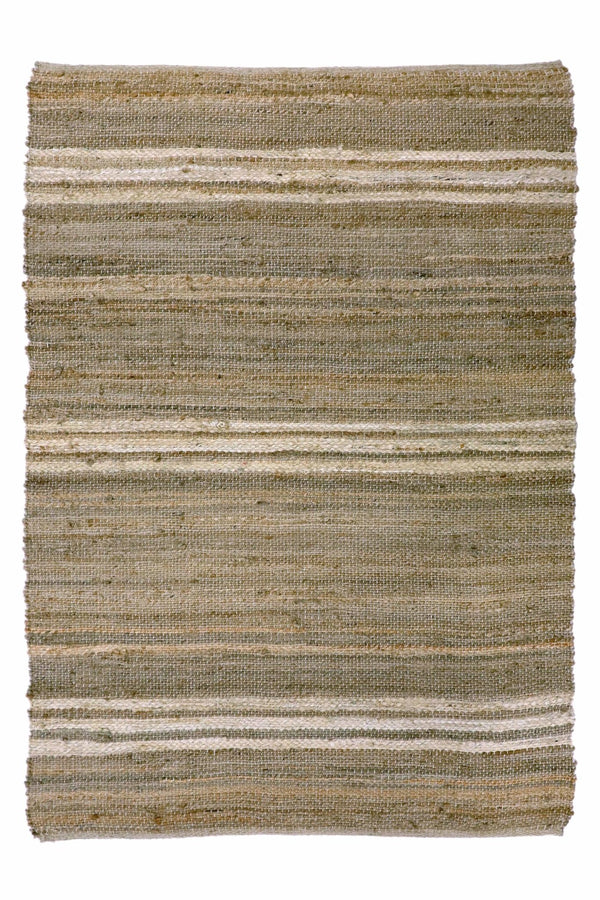 ROBUST - HANDWOVEN RUG - BROWN - ART AVENUE