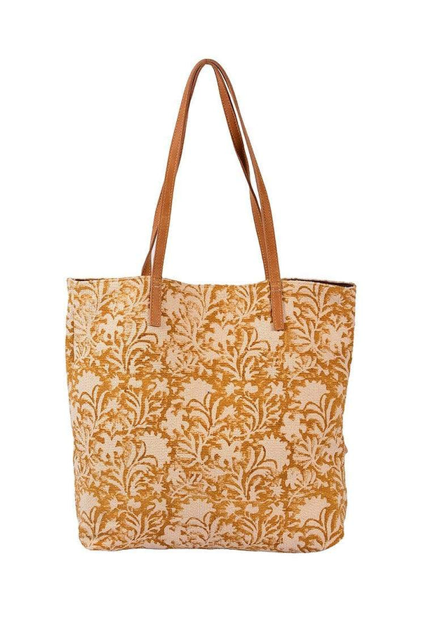 SANITY- PRINTED TOTE BAG - ART AVENUE