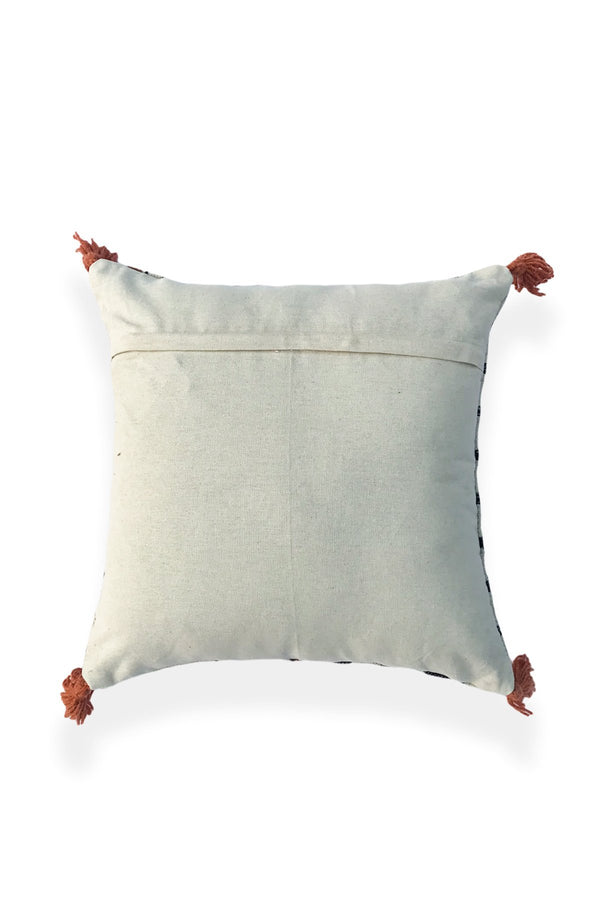SANTO - SQUARE CUSHION COVER -MULTI - ART AVENUE