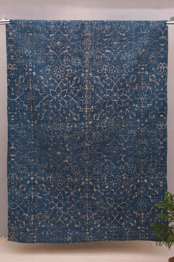 SELECT RECTANGULAR RUGS INDIGO - ART AVENUE