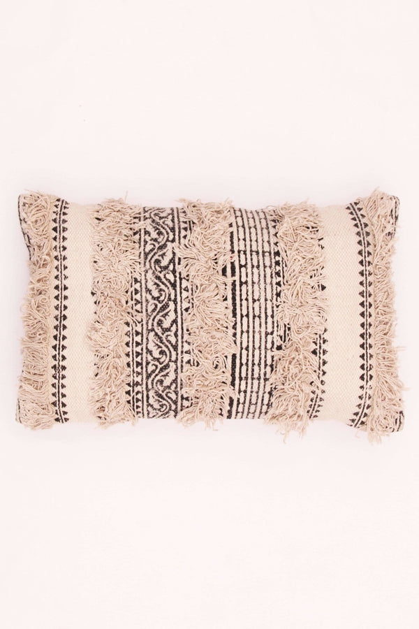 SOFT - LUMBAR CUSHION COVER - OFF WHITE - ART AVENUE