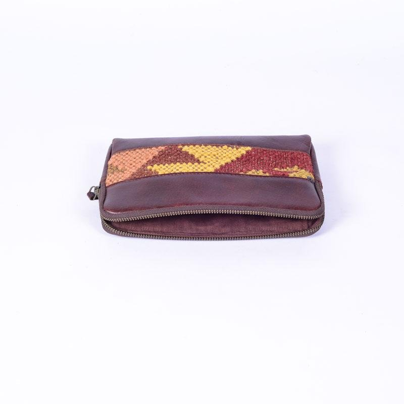 STAR - LEATHER SLEEVE- DARK BROWN - ART AVENUE