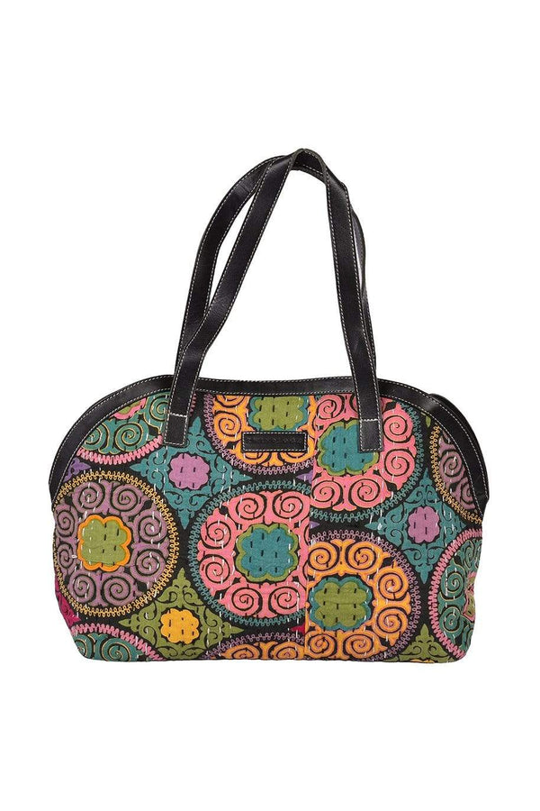 STICK - PRINTED HAND BAG - ART AVENUE