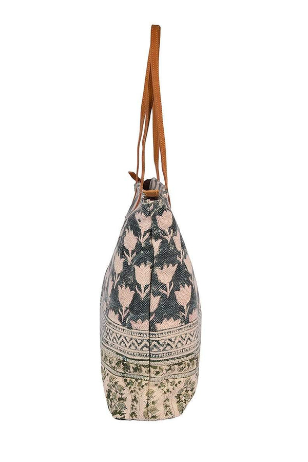 TALLOW - PRINTED TOTE BAG - ART AVENUE