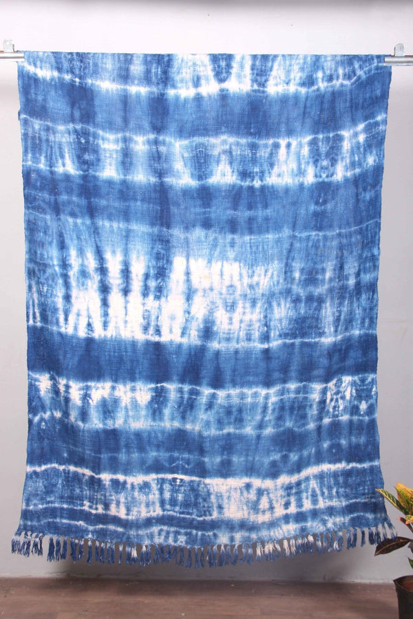 TAPESTRY - THROWS - INDIGO - ART AVENUE