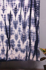 TEE - THROWS - INDIGO - ART AVENUE