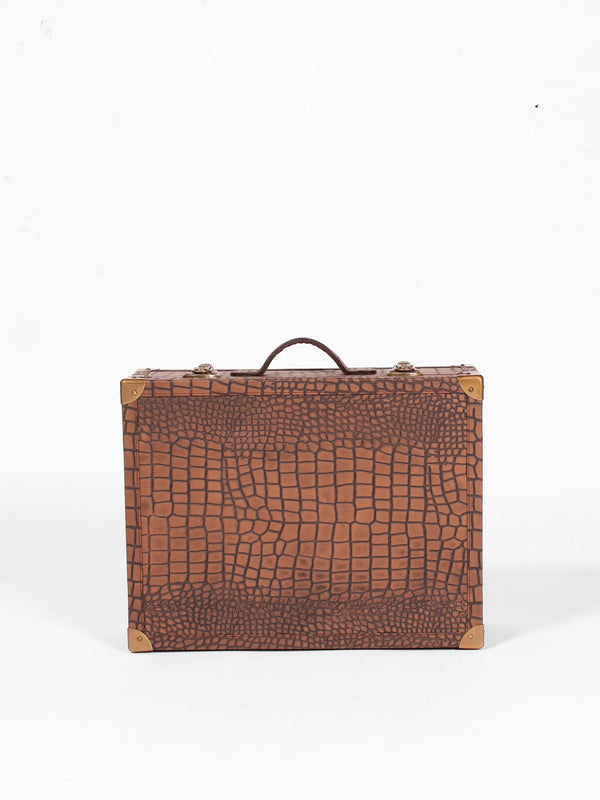 TREASURE - BRIEFCASE - BROWN - ART AVENUE