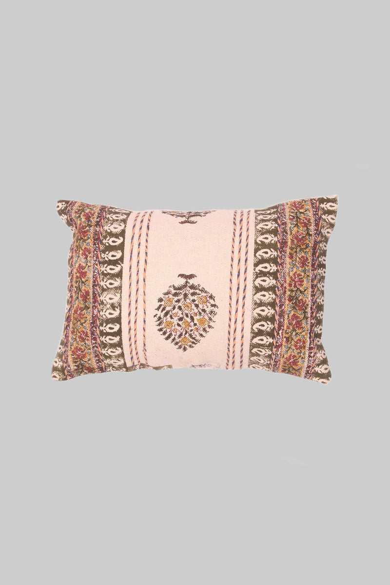 TREE - LUMBAR CUSHION COVER -IVORY - ART AVENUE