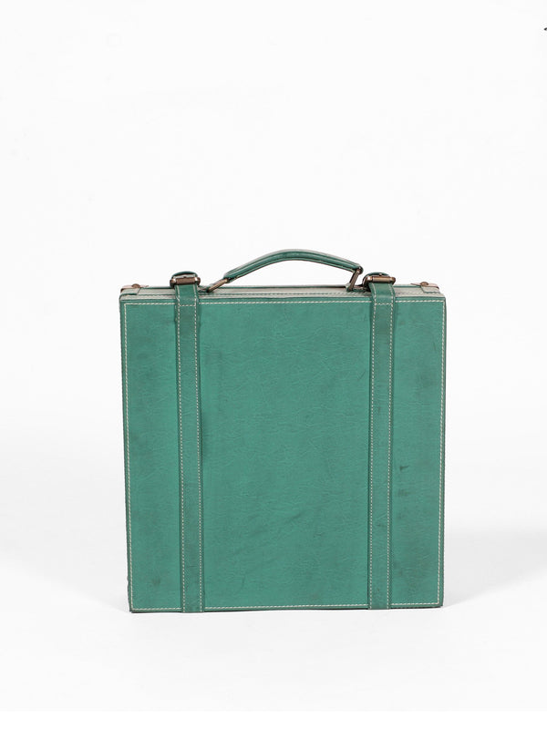 TRINITY - BRIEFCASE - SEA GREEN - ART AVENUE