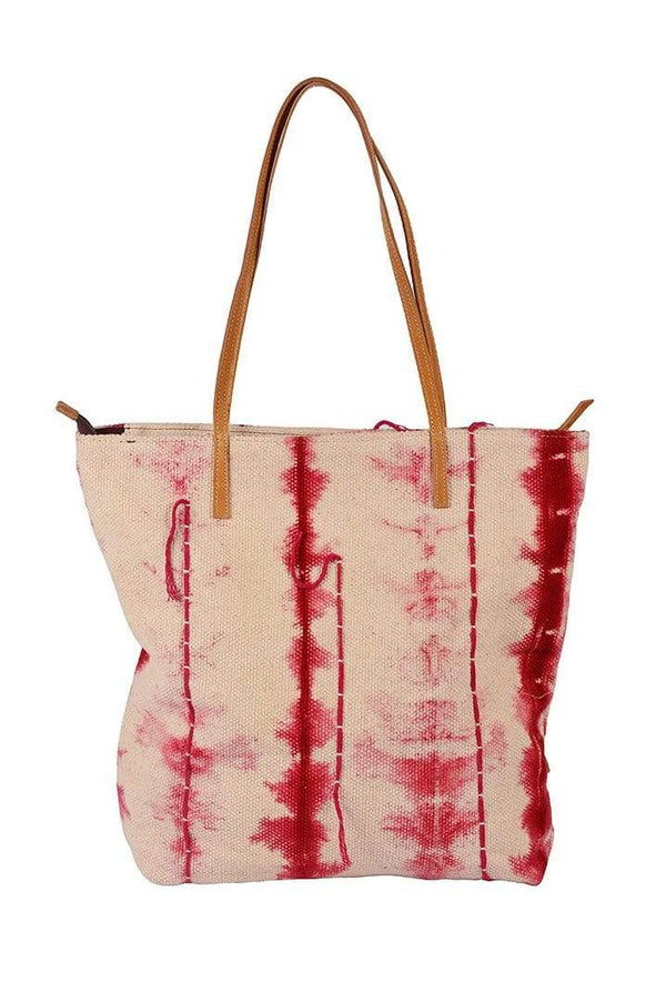 TRIPPY - TIE & DYE TOTE BAG - ART AVENUE