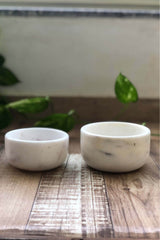 VARIOUS - MARBLE ACCESSORIES - WHITE - ART AVENUE