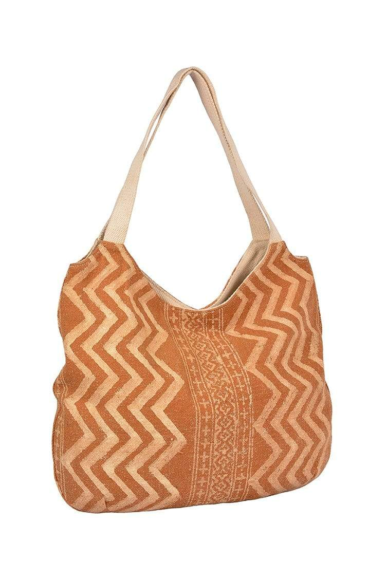 WILDFIRE - PRINTED HAND BAG - ART AVENUE