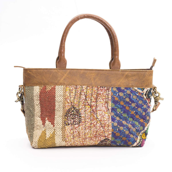 YOUTH - PATCHWORK BAG - ART AVENUE