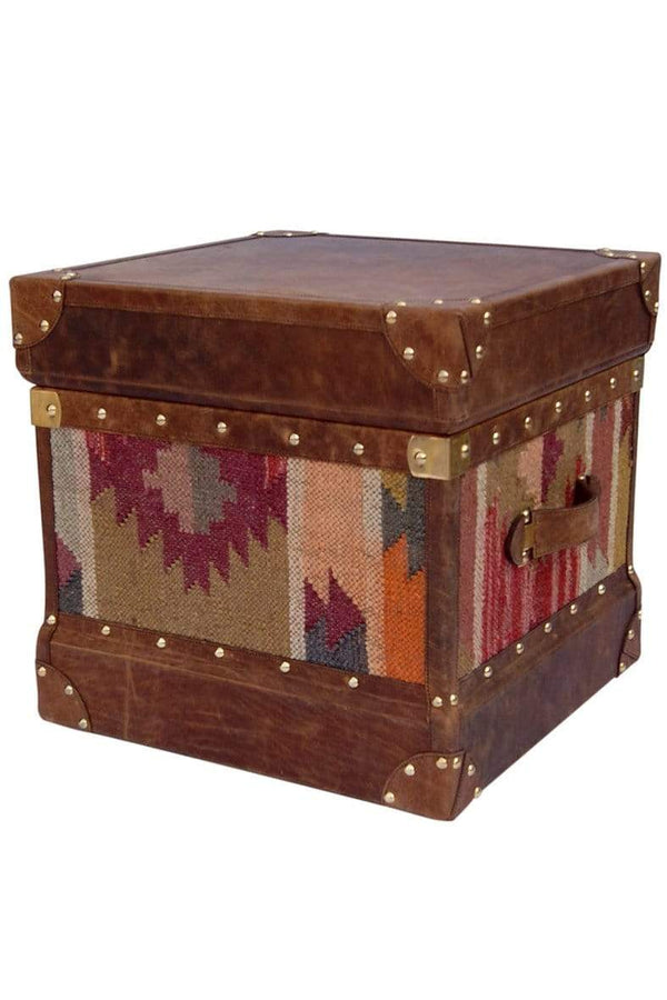 ZENIA - TRUNK - BROWN - ART AVENUE
