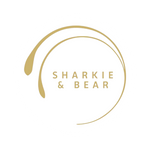 Sharkie and Bear Logo
