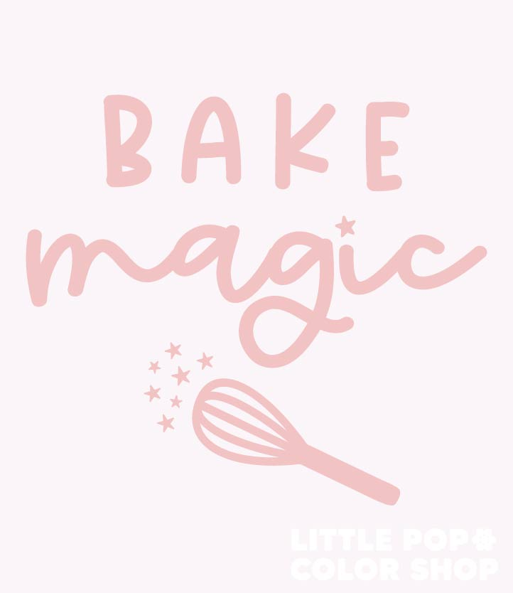 Bake Magic - Dollhouse Print