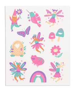 Fairy Fun Stickies