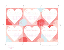 Load image into Gallery viewer, Valentine's Day Kit