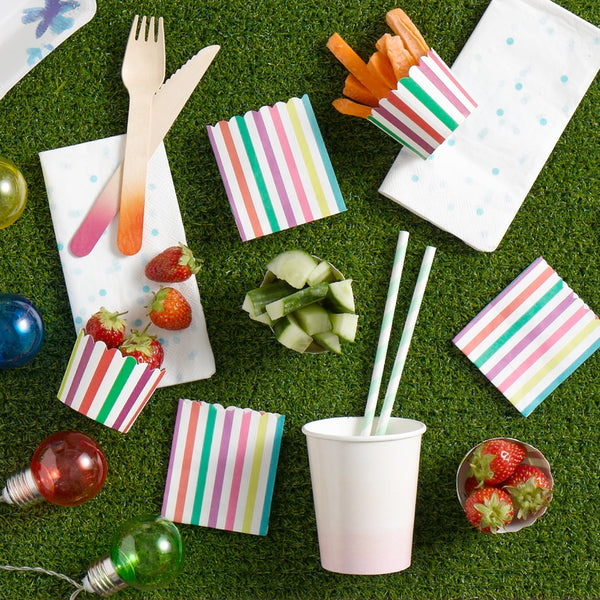 Mix & Match Artificial Grass Table Runner