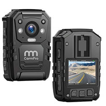 Load image into Gallery viewer, CAMMPRO Police Body Worn Camera