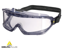 Load image into Gallery viewer, GALERAS - CLEAR POLYCARBONATE GOGGLES - INDIRECT VENTILATION