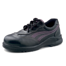 Load image into Gallery viewer, KL335X - Ladies Low Cut Safety Shoes With Steel Toe Cap