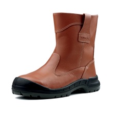 Load image into Gallery viewer, KWD805CX - Riggers Safety Boots With Steel Toe  Cap