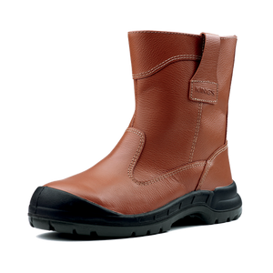 KWD805CX - Riggers Safety Boots With Steel Toe  Cap