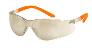 KY2223 - Divisa Silver Mirror Safety Eyewear