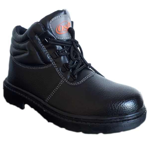 MVC806 - High Cut Safety Shoes with Steel Midsole
