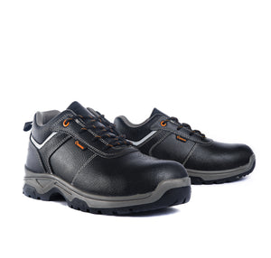 NK71 - Mid Cut Safety Shoes With Steel Toe Cap And Steel Midsole